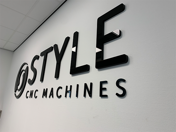 Freesletters Style CNC machines